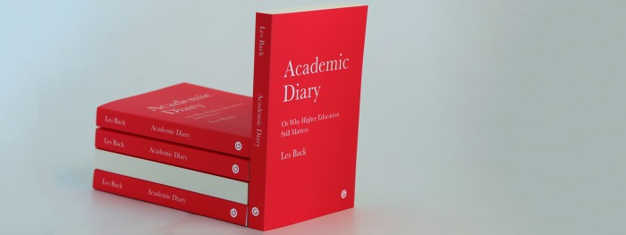 Academic Diaries: Les Back
